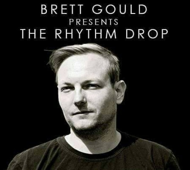 Wednesday October 19th 09.00pm CET – The Rhythm Drop Radio by Brett Gould