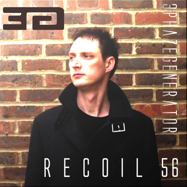 Thursday October 20th 06.00pm CET –  Recoil Radio #56 by 3Phazegenerator