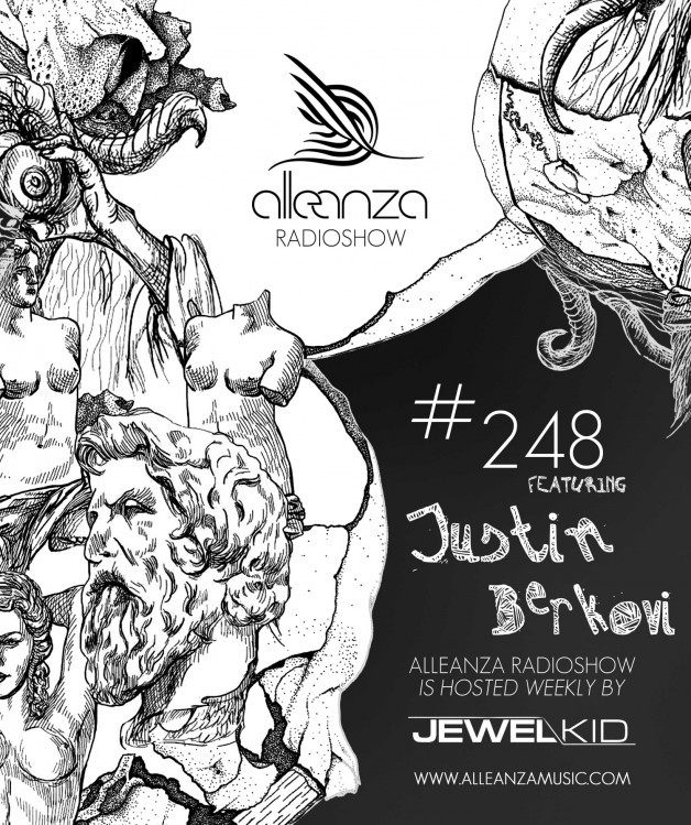Tuesday October 25th 07.00pm CET- ALLEANZA RADIO SHOW  by Jewel Kid