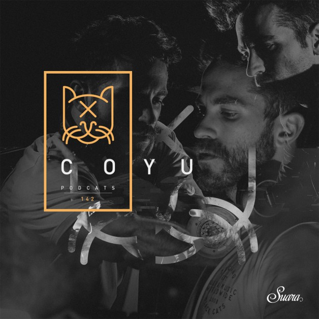 Monday October 31th 08.00pm CET- SUARA PODCATS 142 by Coyu