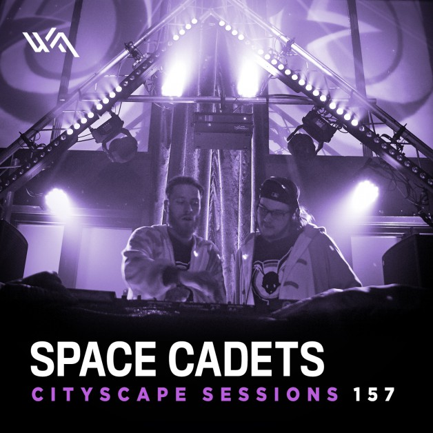 Wednesday November 2th 06.00pm CET- CITYSCAPE SESSIONS #157 by Blake Sutherland