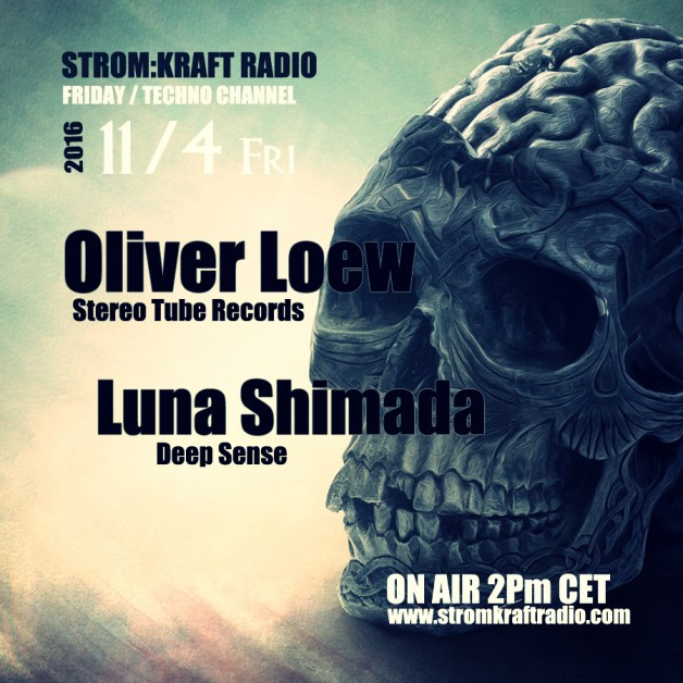 Friday November 4th 02.00pm CET – Fearless Radio #29 by Luna Shimada