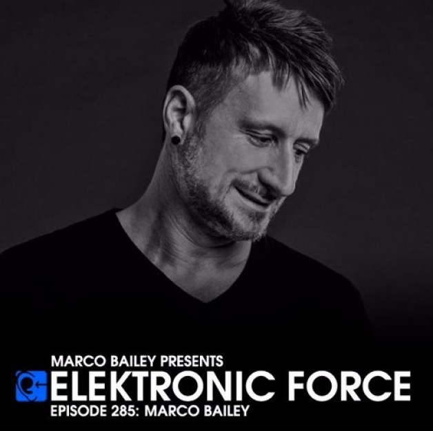 Friday November 4th 06.00pm CET – Elektronic Force #292 by Marco Bailey