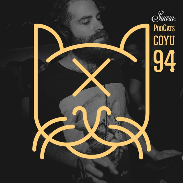 Monday November 7th 08.00pm CET- SUARA PODCATS #94 by Coyu