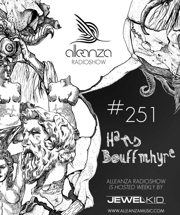 Tuesday November 8th 07.00pm CET- ALLEANZA RADIO SHOW  by Jewel Kid
