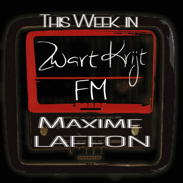 Saturday November 12th 08.00pm CET – ZWARTKRIJT FM with Maxime Laffon (FR)