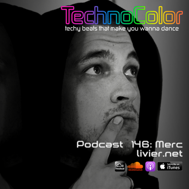 Sunday November 13th 08.00pm CET- Technocolor radio by Livier