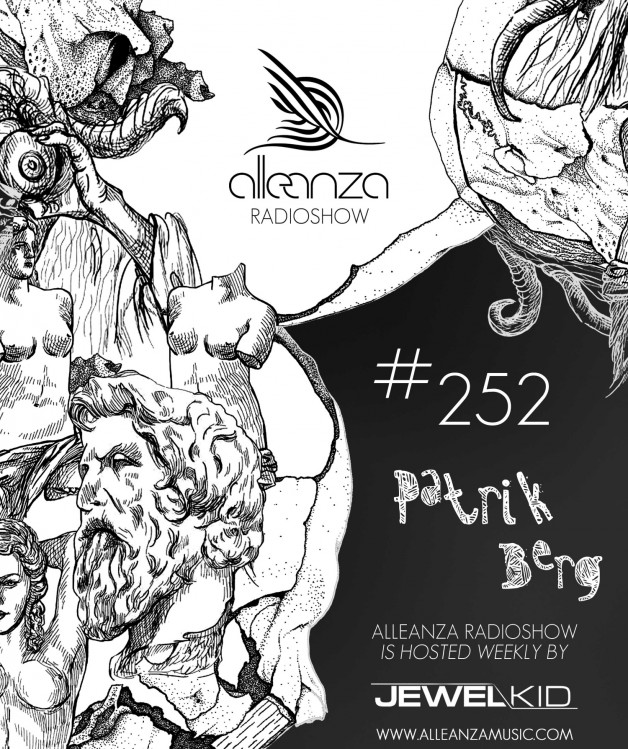 Tuesday November 15th 07.00pm CET- ALLEANZA RADIO SHOW  by Jewel Kid
