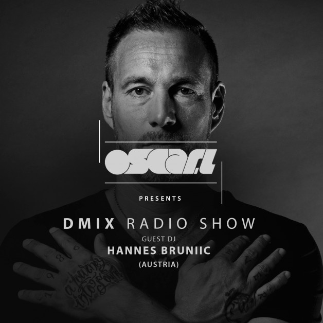 Saturday November 19th 10.00pm CET – D-Mix Radio Show by Oscar L