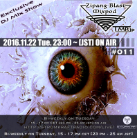 Tuesday November 22th 03.00pm CET [6.00am SLT]  – Second Life's Zipang Blast Podcast #11 by TMR (Japan)