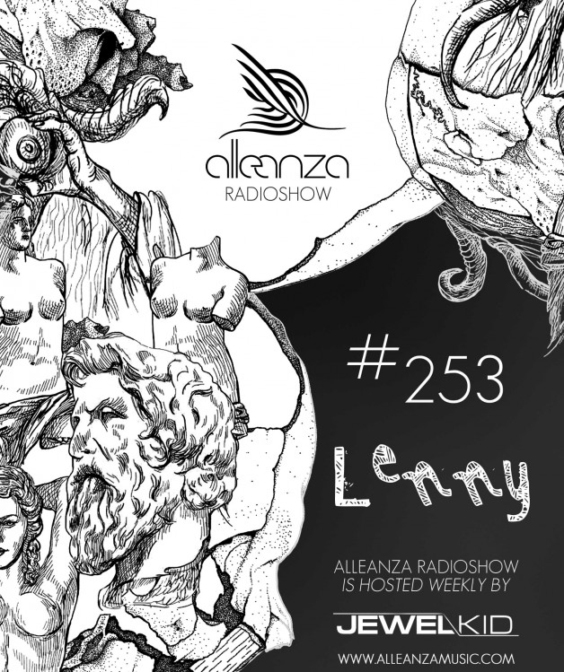 Tuesday November 22th 07.00pm CET- ALLEANZA RADIO SHOW #253  by Jewel Kid
