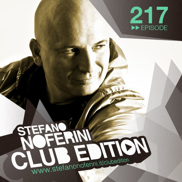 Tuesday November 22th 08.00pm CET – Club Edition #217 by Stefano Noferini
