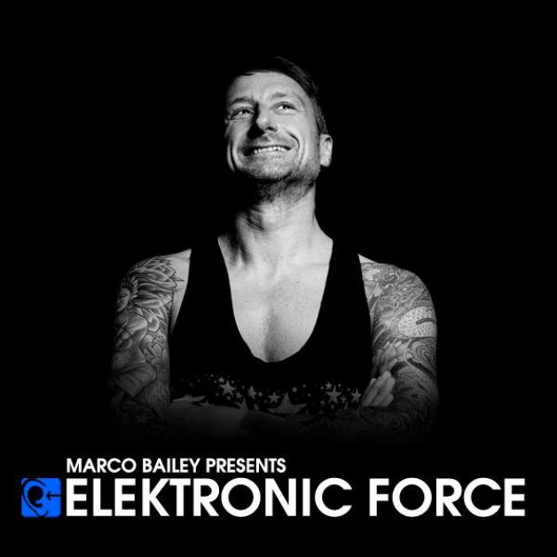 Friday November 25th 06.00pm CET – Elektronic Force #294 by Marco Bailey