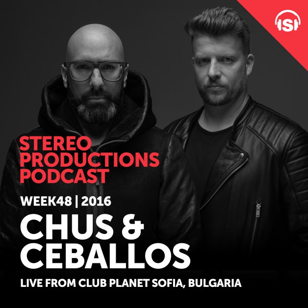 Wednesday November 30th 08.00pm CET – Stereo Productions Podcast #176 by Chus & Ceballos
