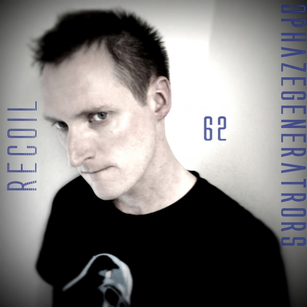 Thursday December 1th 06.00pm CET – Recoil Radio #62 by 3Phazegenerator