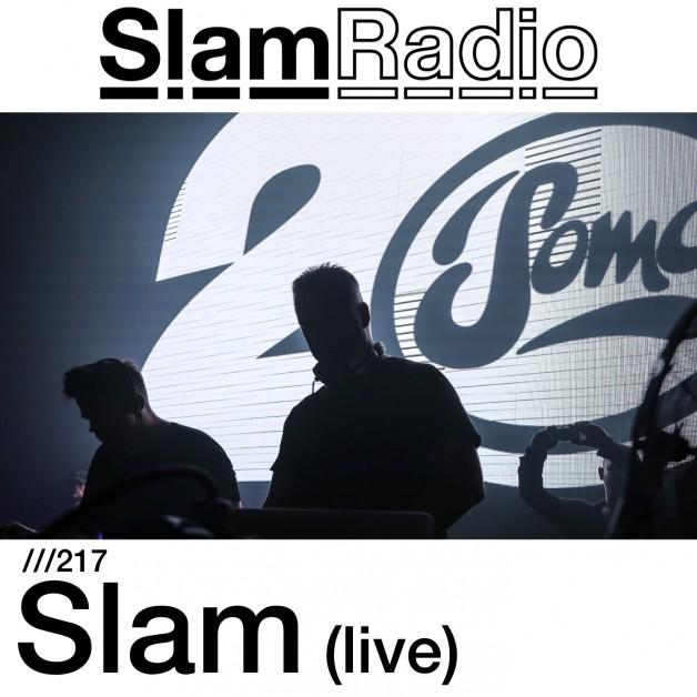 Thursday December 1th 08.00pm CET – SLAM RADIO #217