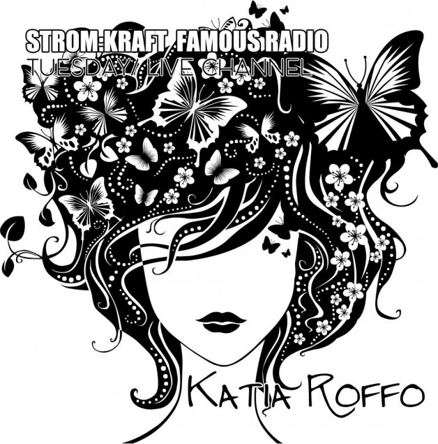 Tuesday December 6th 05.00pm CET [08.00am SLT] – Second Life's FAMOUS RADIO SHOW by Katia Roffo (Brazil)
