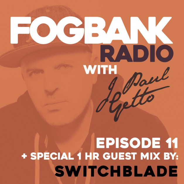 Tuesday December 6th 06.00pm CET – Fogbank Radio #011 by J paul Getto