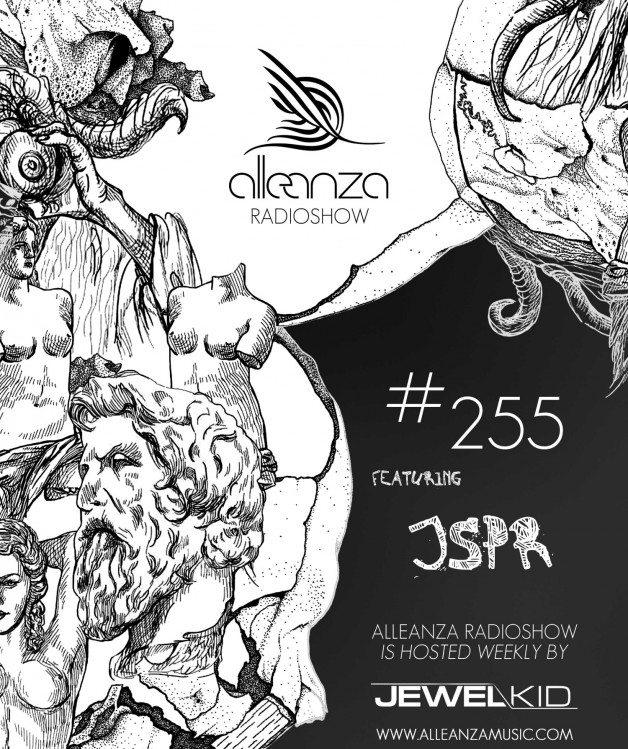 Tuesday December 6th 07.00pm CET- ALLEANZA RADIO SHOW #255  by Jewel Kid