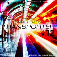 Tuesday December 6th 11.00pm CET [2.00pm SLT] – Second Life's TRANSPORTER RADIO #12 – Jaime Cereus (USA)
