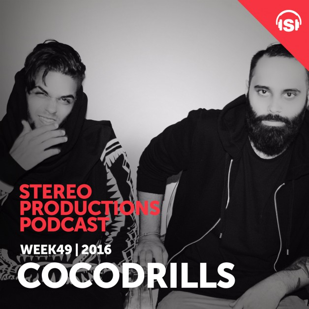 Wednesday December 7th 08.00pm CET – Stereo Productions Podcast #177 by Chus & Ceballos