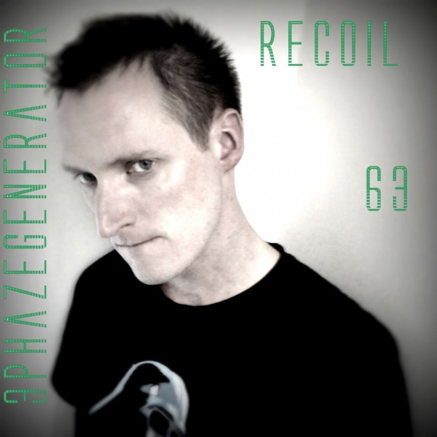 Thursday December 8th 06.00pm CET – Recoil Radio #63 by 3Phazegenerator