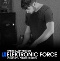 Friday December 9th 06.00pm CET – Elektronic Force #296 by Marco Bailey