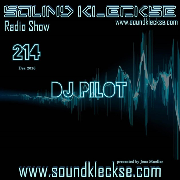 Saturday December 10th 6.00pm CET – Sound Kleckse radio #214  by Jens Mueller