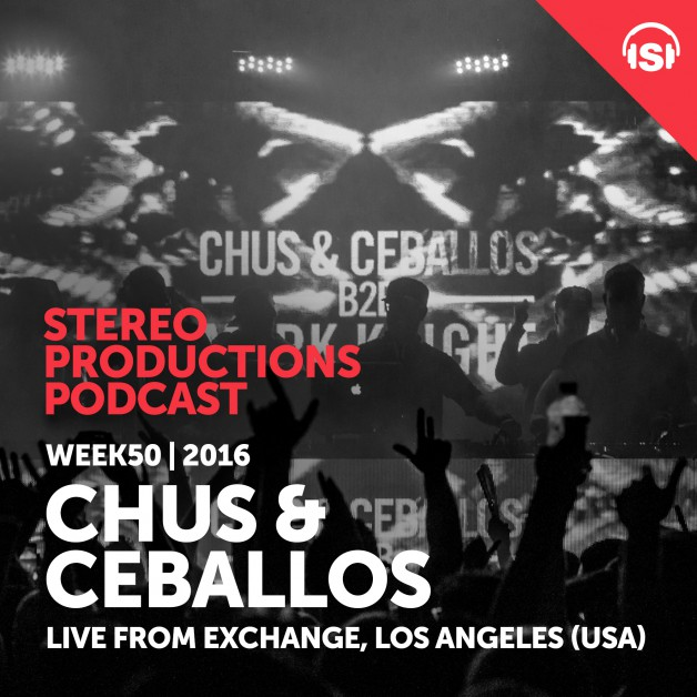 Wednesday December 14th 08.00pm CET – Stereo Productions Podcast #178 by Chus & Ceballos
