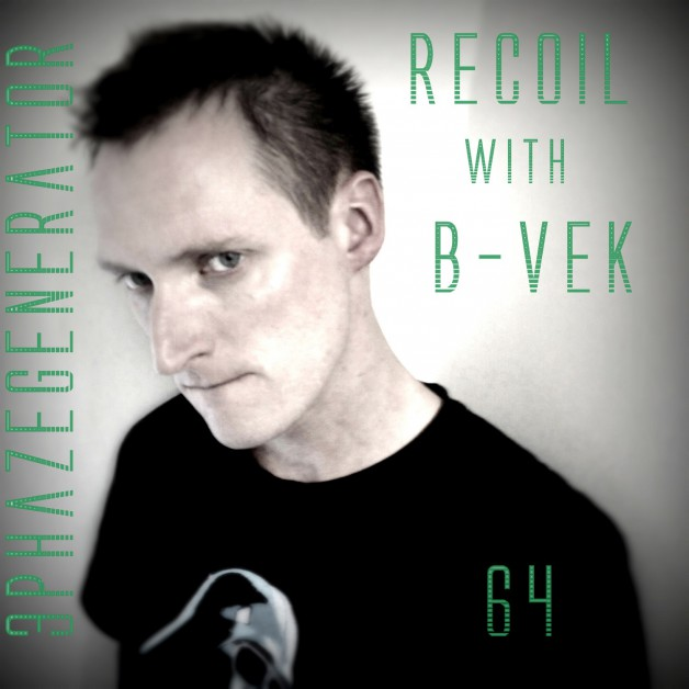 Thursday December 15th 06.00pm CET – Recoil Radio #64 by 3Phazegenerator