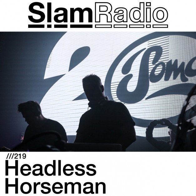 Thursday December 15th 08.00pm CET – SLAM RADIO #219
