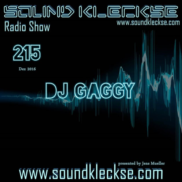 Saturday December 17th 6.00pm CET – Sound Kleckse radio #215  by Jens Mueller