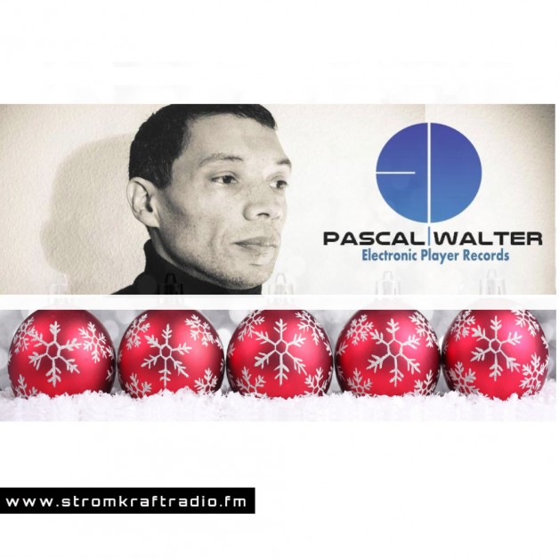 Saturday December 24th 07.00 pm CET – Electronic Player Records Xmas Special by Pascal Walter