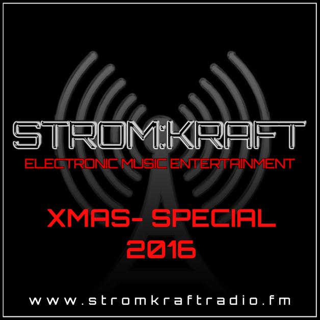 Saturday December 24th 06.00pm CET – STROM:KRAFT RADIO XMAS SPECIAL – FULL SCEDULE