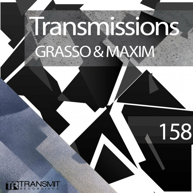Monday January 2nd 08.00pm CET- TRANSMITTIONS #158 by Boris