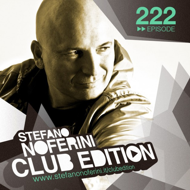 Tuesday January 3th 08.00pm CET – Club Edition #222 by Stefano Noferini