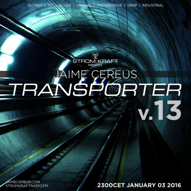 Tuesday January 3th 11.00pm CET [2.00pm SLT] – Second Life's TRANSPORTER RADIO #13 – Jaime Cereus (USA)