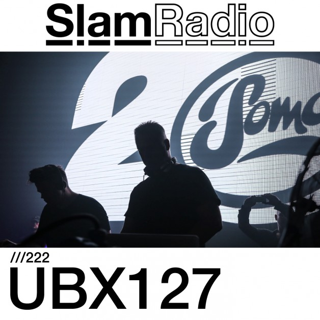 Thursday January 5th 08.00pm CET – SLAM RADIO #222