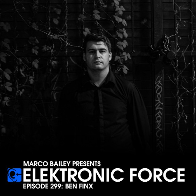 Friday January 6th 06.00pm CET – Elektronic Force #299 by Marco Bailey