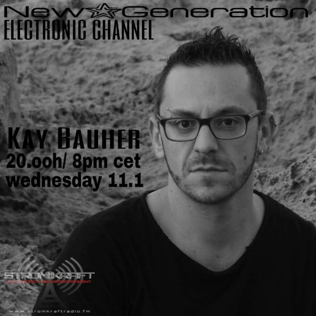 Wednesday January 11th 8.00pm CET- New Star Generation radio