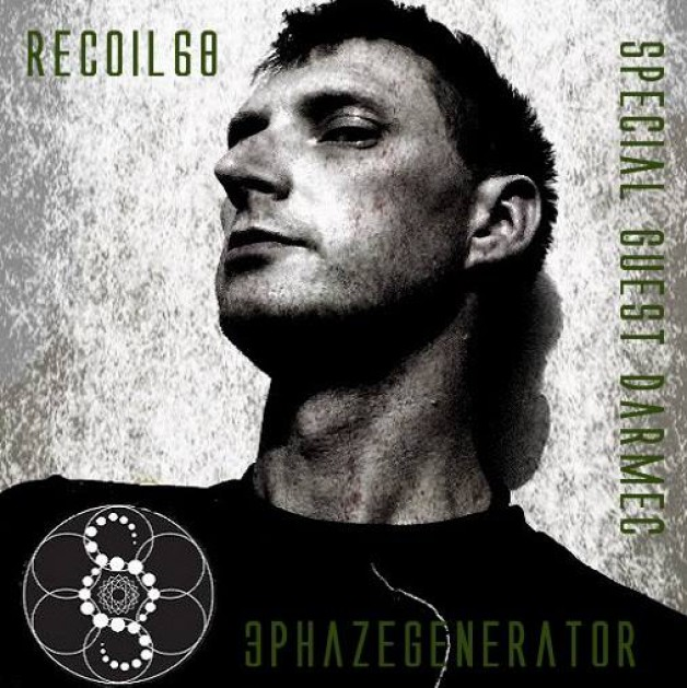 Thursday January 12th 06.00pm CET – Recoil Radio #68 by 3Phazegenerator