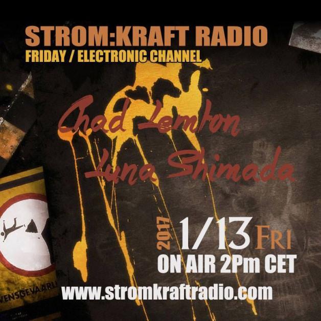 Friday January 13th 02.00pm CET – Fearless Radio #34 by Luna Shimada