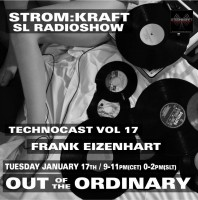 Tuesday January 17th 9.00pm CET [0.00pm SLT] – Second Life's OUT OF THE ORDINARY RADIO #17 – Frank Eizenhart (USA)