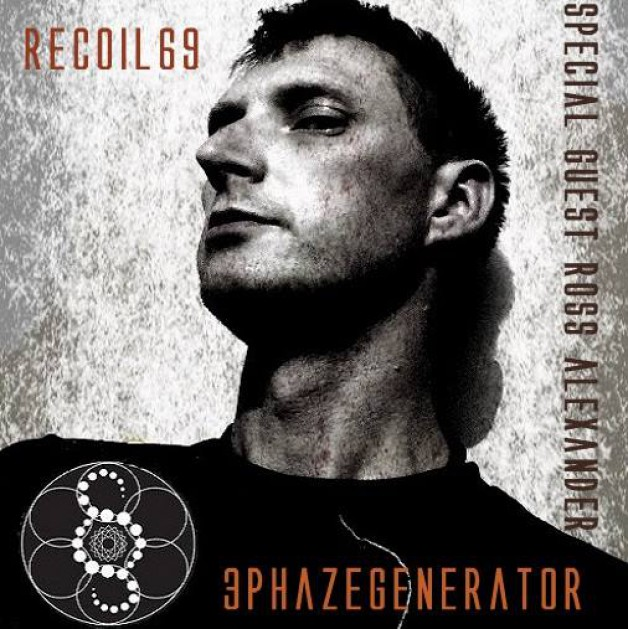 Thursday January 19th 06.00pm CET – Recoil Radio #69 by 3Phazegenerator
