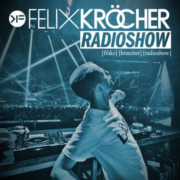 Thursday February 23th 09.00pm CET – Felix Kröcher Radio