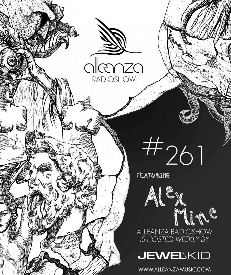Tuesday January 24th 07.00pm CET- ALLEANZA RADIO SHOW #261 by Jewel Kid