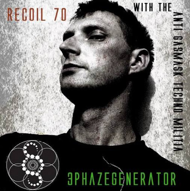 Thursday January 26th 06.00pm CET – Recoil Radio #70 by 3Phazegenerator