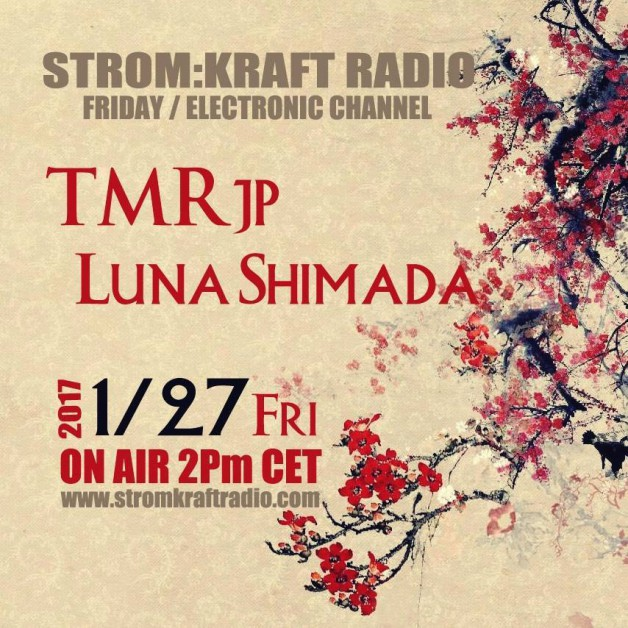 Friday January 27th 02.00pm CET – Fearless Radio #35 by Luna Shimada