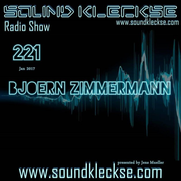 Saturday January 28th 6.00pm CET – Sound Kleckse radio  by Jens Mueller