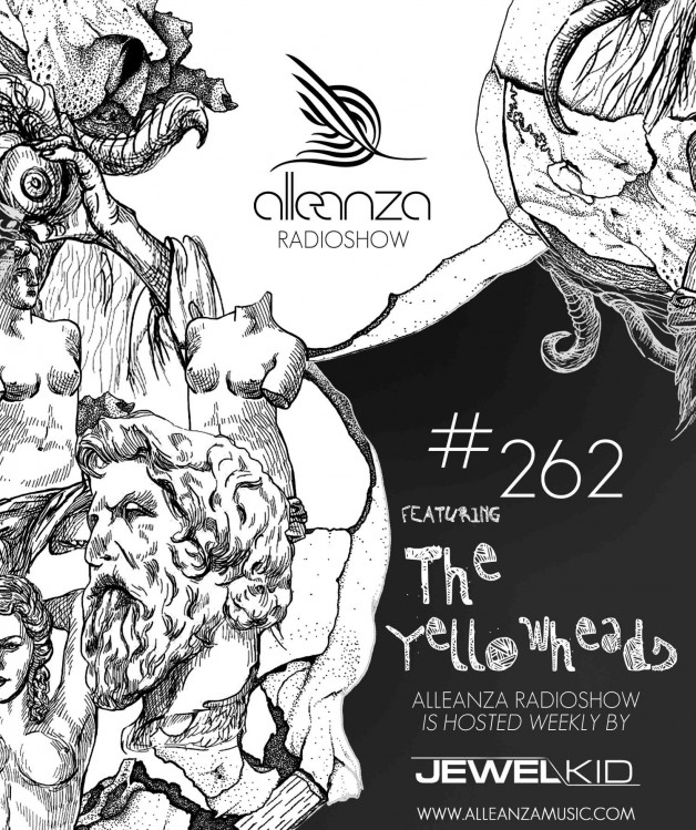Tuesday January 31th 07.00pm CET- ALLEANZA RADIO SHOW #262 by Jewel Kid